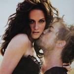 Kristen Stewart il insala pe Robert Pattinson