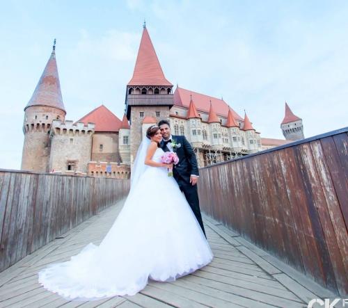 albumul de nunta al Celiei