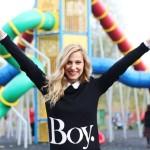 Dana Rogoz va avea un băiețel!